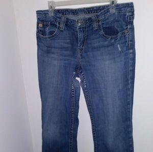 Big Star Maddie jeans worn/good condition